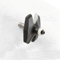 HW EDGE MOULDING BITS WITH BALL BEARING GUIDE Z=2