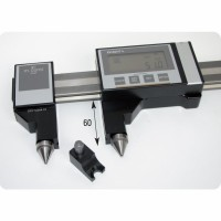 GAUGE FOR LINEAR, INSIDE/OUTSIDE, DISTANCE BETWEEN HOLES, OUT OF SQUARE ANGLES MEASUREMENTS (Digital Display)