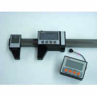 GAUGE WITH WIRELESS CONNECTION FOR LINEAR MEASUREMENTS