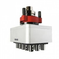 CNC AGGREGATE VERTICAL VERSION WITH MULTIPLE SPINDLES IN LINE - TYPE VERTI-LINE